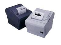 B/w Direct Thermal Roll - Epson TM T88II - Receipt printer - B/W - direct thermal - Roll (3.15 in) - 20 cpi - up to 28.4 lines/sec - capacity: 1 rolls - Parallel, Serial