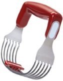 Progressive International Blade Pastry Blender With Integrated Cleaning Tab 1 CT (Pack of 9)