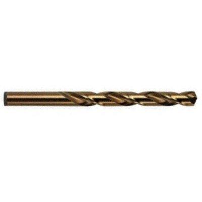 Drill America 7/16 Cobalt Heavy Duty Jobber Length Drill Bit, (16 Jobber Drill Bit)