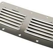 9 in louvered vent - 5