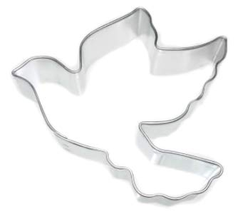 Flying Dove 3.5'' Cookie Cutter