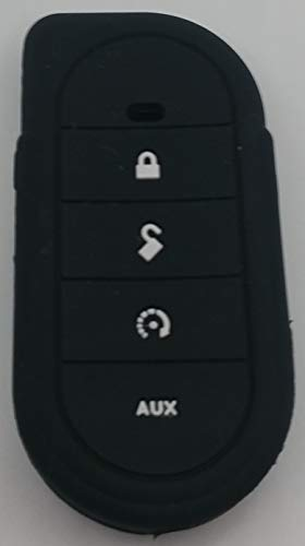 Soft Silicone Protective Cover for Viper 7656V & 7856V Remote Control V2 -