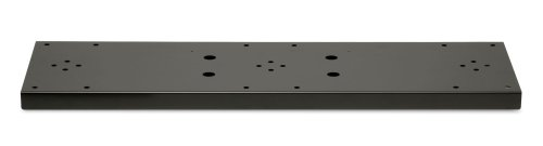 Architectural Mailboxes Tri Spreader Plate Black