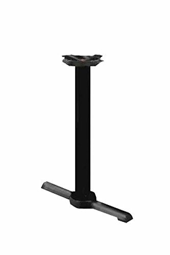 Cast Iron Table Base in Black Finish (28.5 in.) by Regal Seating