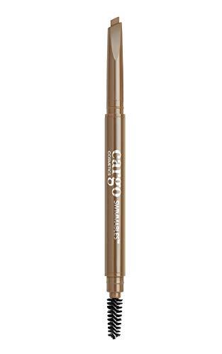 Cargo Cosmetics – Swimmables eyebrow pencil, Longwear, Water Resistant eyebrow pencil, Light