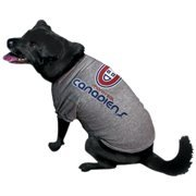 Hunter Mfg. LLP NHL Montreal Canadiens Pet T-Shirt, Team Color, X-Large