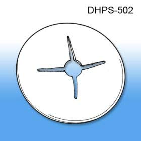 - Display Hook Product Stop, DHPS-502, Pack of 100
