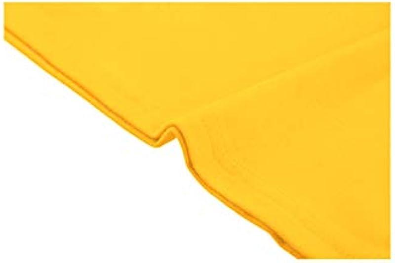 Sourcingmap Męskie Langarm Rollkragen Slim Fit Pullover Sweater Gelb 48: Odzież