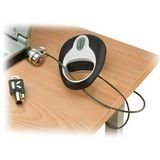Kensington Microsaver Retractable Portable Notebook Lock & Cable/Security Device for Mac or PC - 64149