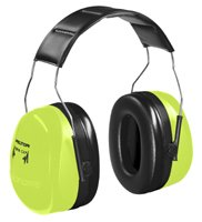 Earmuffs Hi Viz (Peltor - Optime 105 Earmuffs Peltor Optime 105 H10 Hi-Viz Hp Nrr 30 Db: 247-H10Ahv - peltor optime 105 h10 hi-viz hp nrr 30 db)