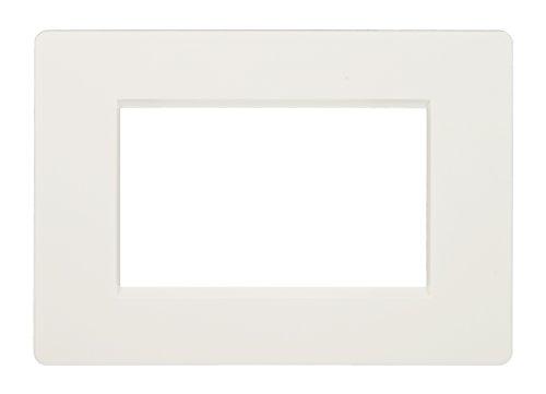 WP567 LUX Universal Wallplate - Fits Thermostats TX500U, TX1500U, TX9100U, TX9600TS, TX100E
