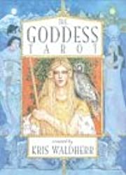 Jeu de cartes - Divinatoires - The Goddess Tarot Deck
