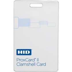 1326 ProxCard II Clamshell Card, HID 1326LGSMV-PACK25-110315