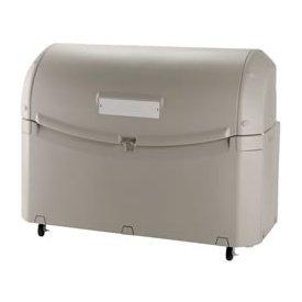 リッチェル 大型ゴミ箱 ワイドペールST 800C キャスター付 収納目安:45リットルポリ袋17個 B00GQU667E