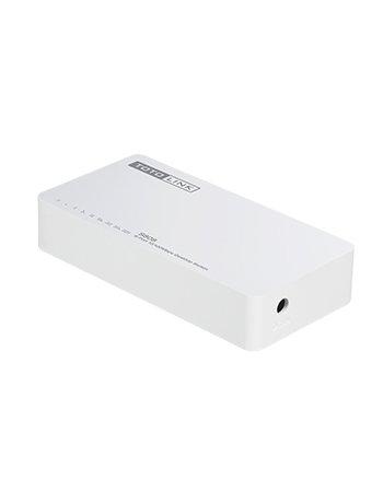 Totolink 8-port Fast Ethernet Switch - 1