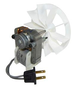 Nutone Blower Wheel - Nutone Broan Replacement Vent Fan Motor and blower wheel # 97012041, 50 CFM.9 amps; 120 Volts, 9 Amp/120V