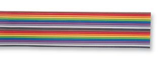 Amphenol Spectra Strip - AMPHENOL SPECTRA-STRIP 135-2801-016 RIBBON CABLE, 16WAY, 30.5M