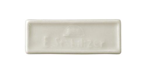 森修焼 森林浴 遠赤外線陶磁器 アーススタビライザーブレーカータイプ 縦23×横65(mm) 12セット B00IB45AZ2