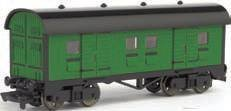 BAC77018 77018 T&F Mail Car Grün HO by Bachmann Trains