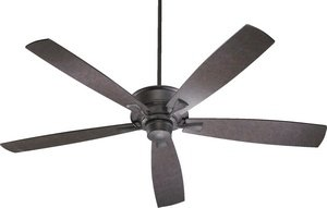 Cheap Quorum 42705-44, Alton Large Toasted Sienna 70″ Ceiling Fan with Wall Control