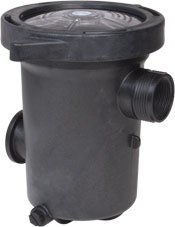 (Waterway Plastics 310-6500 Hi-Flo Pump Strainer Housing with Lid & Basket)
