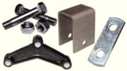 Tie Down Engineering Tandem Axle Hanger Kit - Two Axles 86521