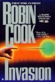 Invasion, Robin Cook, 1568652860