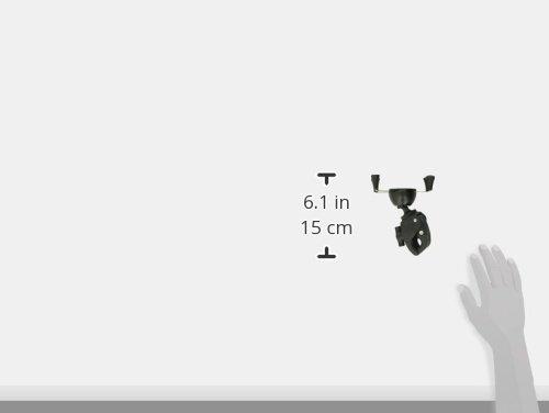 /400U Moto Support Passif Noir Support pour Personal Communication RAM mOUNT ram-HOL-un7/