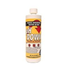 API PH Down Aquarium PH Adjuster, 16-Ounce