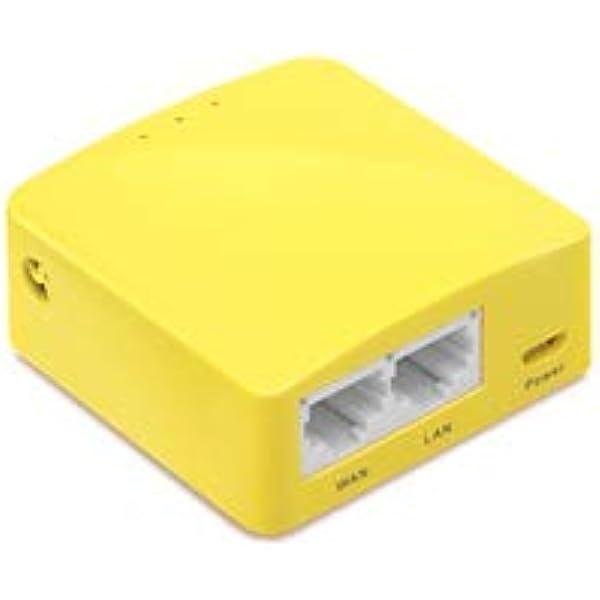 GL iNet GL-MT300N-V2 Mini Travel Router, Repeater Bridge