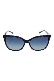 22b266c5ed9f Amazon.com : Michael Kors Mk 6029 31094l Sabina Ii - Blue Tortoise-Gold/Blue  Gradient Sunglasses For Women : Beauty