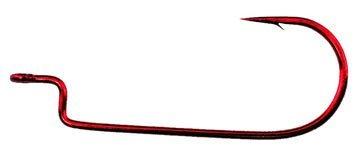 Daiichi D45Z-4/0 Offset Worm Hooks Daiichi Offset Worm Hook