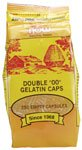 Capsules-Empty Gelatin OO Size (250Capsules) Brand: Now (Also Search By Category: Now) For Sale