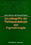 Grundbegriffe der Tiefenpsychologie und Psychotherapie