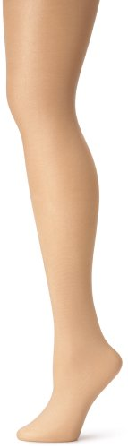 Nylon Tights Capezio (Capezio Women's Ultra Shimmery Tight,Caramel,Medium)