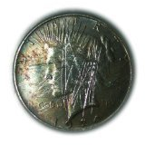 Dark Knight Two Face (Batman Dark Knight Harvey's Two Face Coin Prop Replica)
