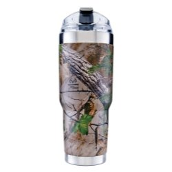 Pelican Products TRAV-SN32-Camo 32 oz Traveler Tumbler Snap44; Camo by Pelican