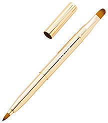 amoore Eyeshadow Brush Retractable Concealer Brush Dual End Lip Brush (1 Pcs ()