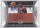 Quentin Richardson (Basketball Card) 2006-07 Upper Deck Sweet Shot - Signature Shots - Leather [Autographed] #SSL-QR (Richardson Leather)