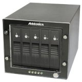 Addonics RT3S5HEU3 Raid Tower III - Hard Drive Array by Addonics (Image #1)
