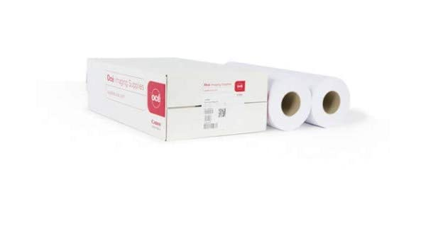 Canon IJM113 841mm 45m - Papel para plotter: Amazon.es: Oficina y papelería