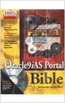 Oracle 9iAS Portal Bible