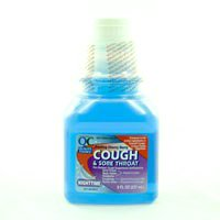 Special pack of 5 x Quality Choice NIGHTTIME COUGH/SORE THROAT 8OZ
