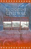 Book cover for Civil War: The Coming Fury, Terrible Swift Sword, and Never Call Retreat