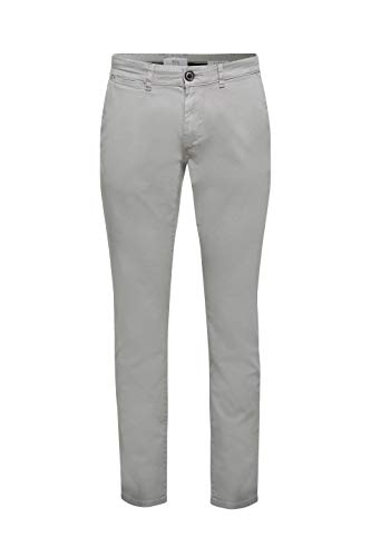 030 Grau Esprit By grey Pantalon Edc Homme YOqFa