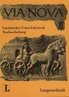 Via Nova, Bd.2, Lehrbuch (Latein) Sondereinband – 1998 Wolfgang J. Pietsch Roman A. Prochaska Werner Rinner Langenscheidt Schulbuch