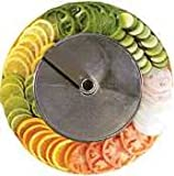 Slicing Disc 5mm (3/16'') fits Robot Coupe 28128 food processor 68619
