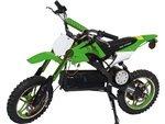 Daymak Mini Pithog 1000 W 36V Green Electric Dirt Bike
