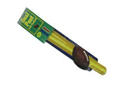 Jointed Goal Post With Football Cutout Pkg/1 (Football Goal Post Decoration)