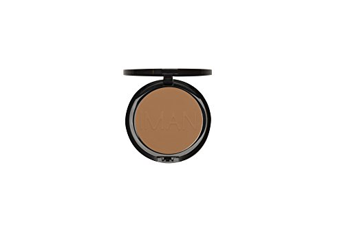 Iman Cosmetics Luxury Pressed Powder -- Clay Medium Dark - Clay Medium Dark Powder